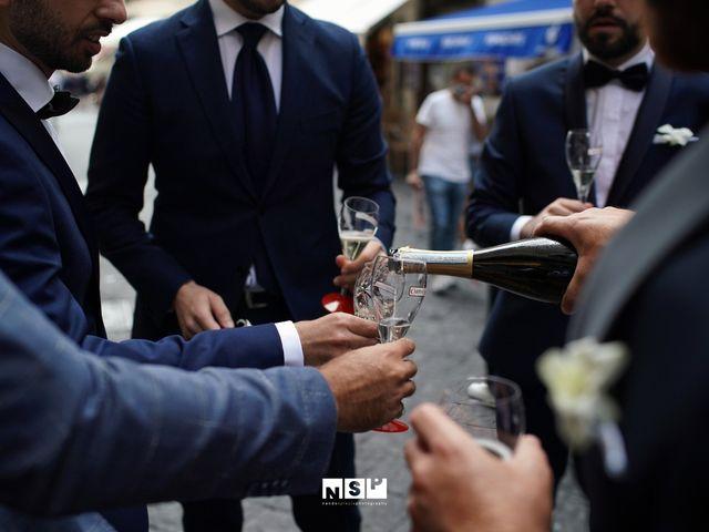 Il matrimonio di Ilaria e Donato a Amalfi, Salerno 19