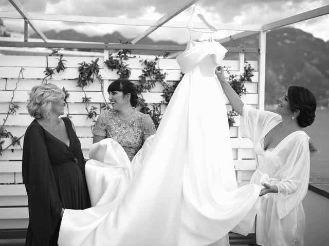 Il matrimonio di Ilaria e Donato a Amalfi, Salerno 26