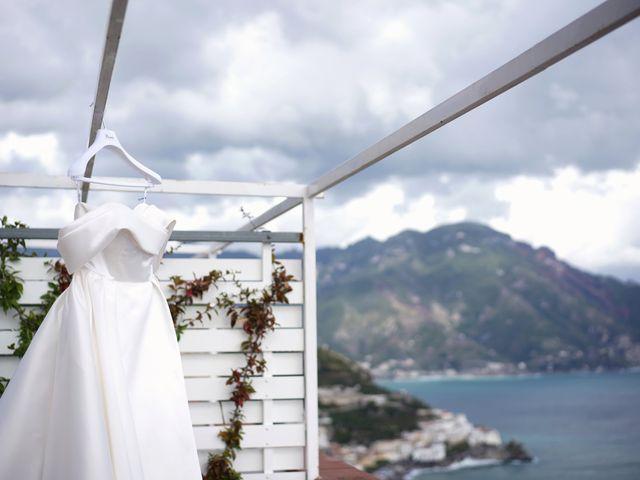 Il matrimonio di Ilaria e Donato a Amalfi, Salerno 27