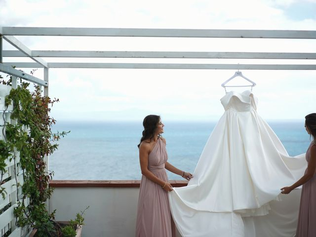Il matrimonio di Ilaria e Donato a Amalfi, Salerno 29