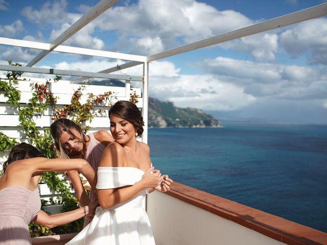 Il matrimonio di Ilaria e Donato a Amalfi, Salerno 31