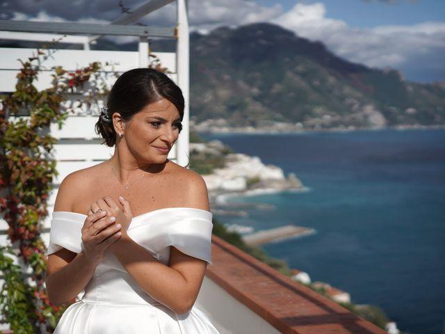 Il matrimonio di Ilaria e Donato a Amalfi, Salerno 35