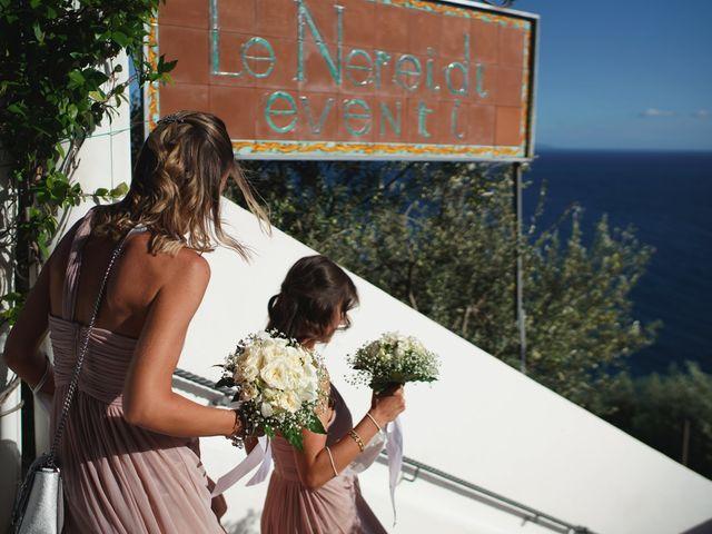 Il matrimonio di Ilaria e Donato a Amalfi, Salerno 42