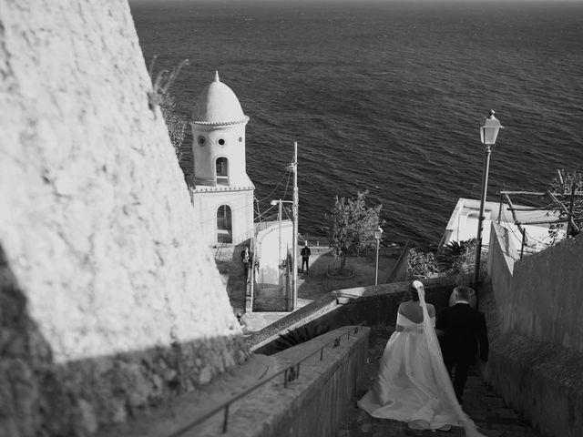 Il matrimonio di Ilaria e Donato a Amalfi, Salerno 44