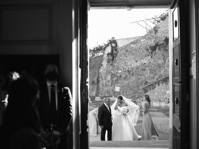 Il matrimonio di Ilaria e Donato a Amalfi, Salerno 45