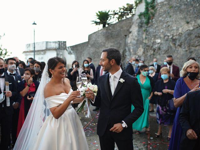 Il matrimonio di Ilaria e Donato a Amalfi, Salerno 48