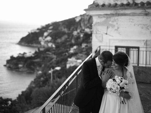 Il matrimonio di Ilaria e Donato a Amalfi, Salerno 49