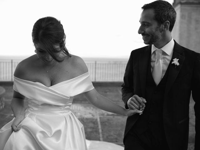 Il matrimonio di Ilaria e Donato a Amalfi, Salerno 51