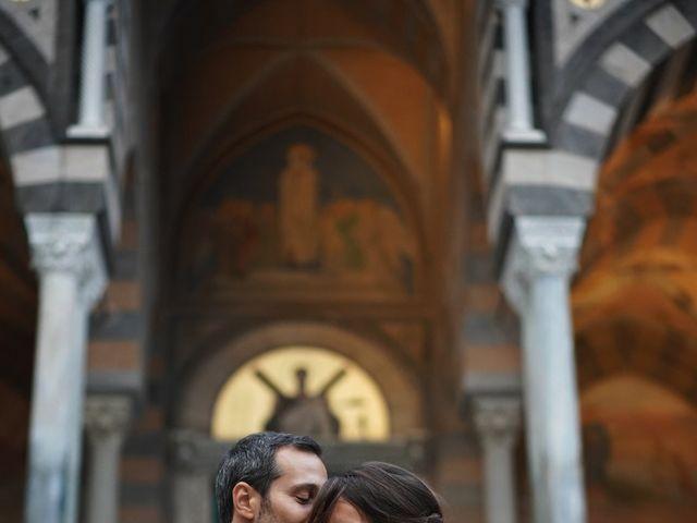 Il matrimonio di Ilaria e Donato a Amalfi, Salerno 52