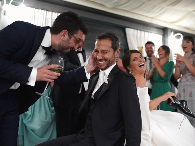 Il matrimonio di Ilaria e Donato a Amalfi, Salerno 57