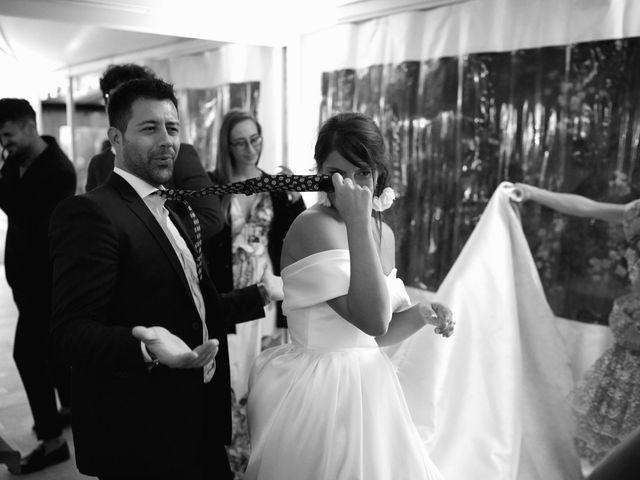 Il matrimonio di Ilaria e Donato a Amalfi, Salerno 58