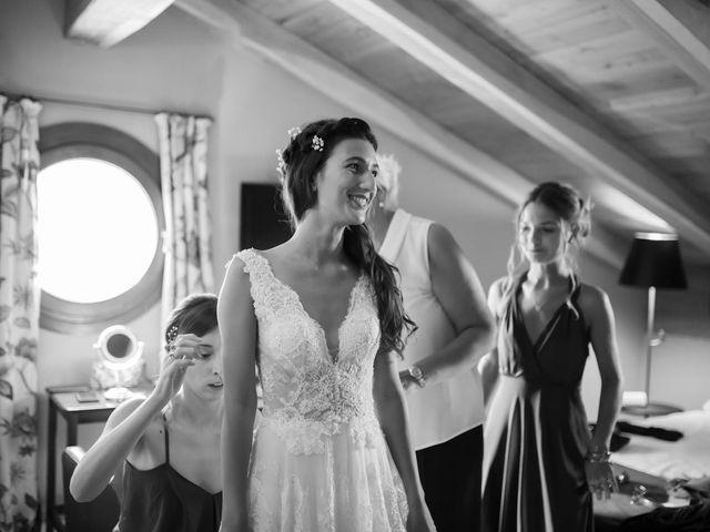 Il matrimonio di Alessandro e Marta a  Zelarino, Venezia 35