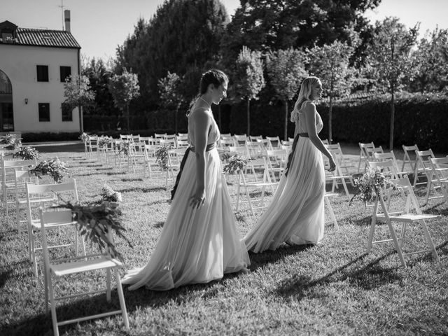 Il matrimonio di Alessandro e Marta a  Zelarino, Venezia 53
