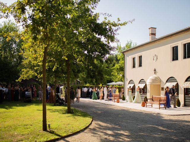 Il matrimonio di Alessandro e Marta a  Zelarino, Venezia 54