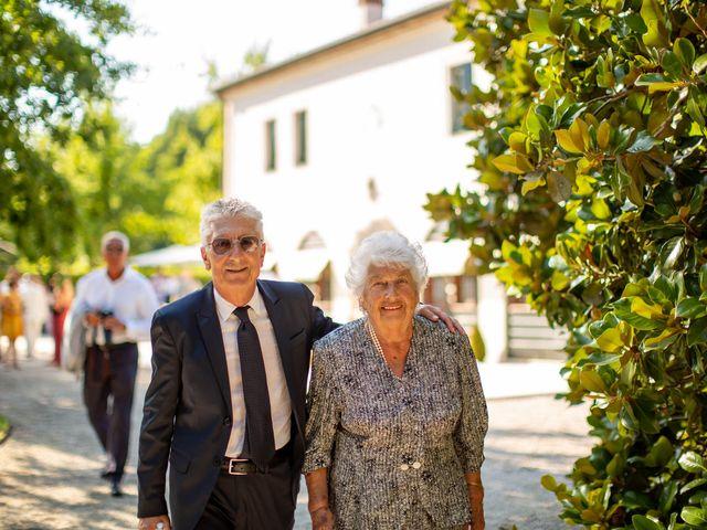 Il matrimonio di Alessandro e Marta a  Zelarino, Venezia 55