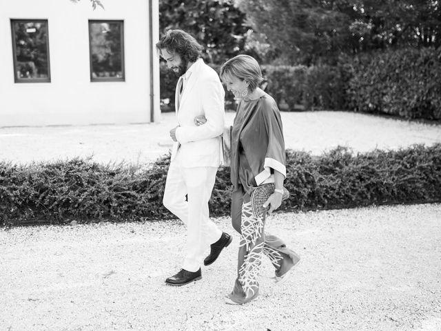 Il matrimonio di Alessandro e Marta a  Zelarino, Venezia 59