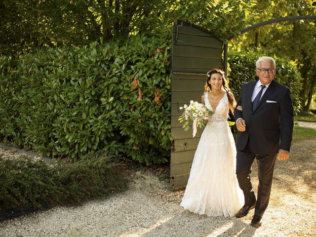 Il matrimonio di Alessandro e Marta a  Zelarino, Venezia 63