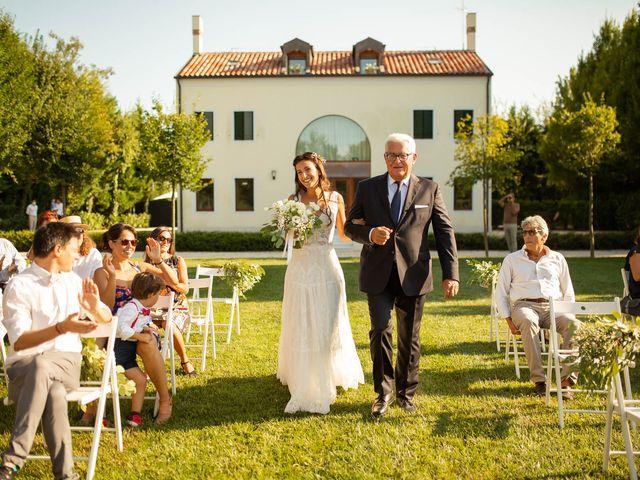 Il matrimonio di Alessandro e Marta a  Zelarino, Venezia 64