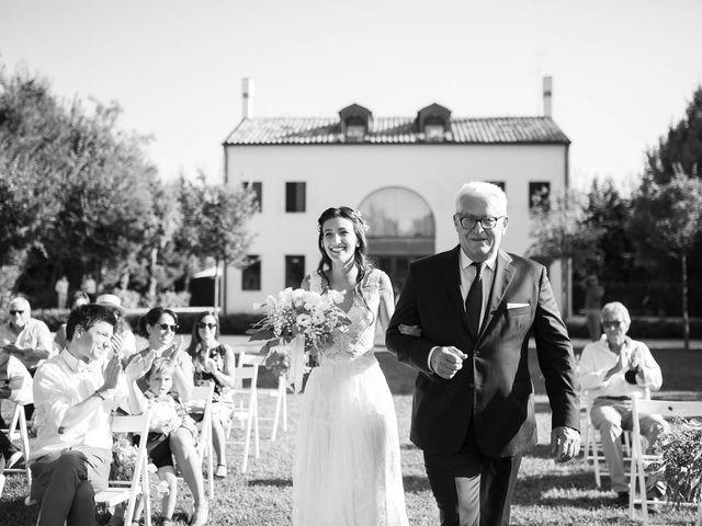 Il matrimonio di Alessandro e Marta a  Zelarino, Venezia 65