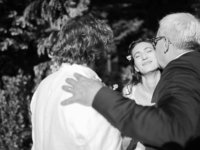 Il matrimonio di Alessandro e Marta a  Zelarino, Venezia 69