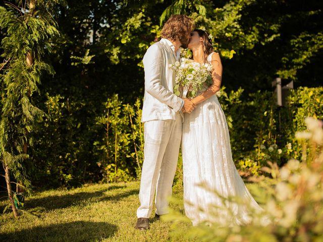 Il matrimonio di Alessandro e Marta a  Zelarino, Venezia 70