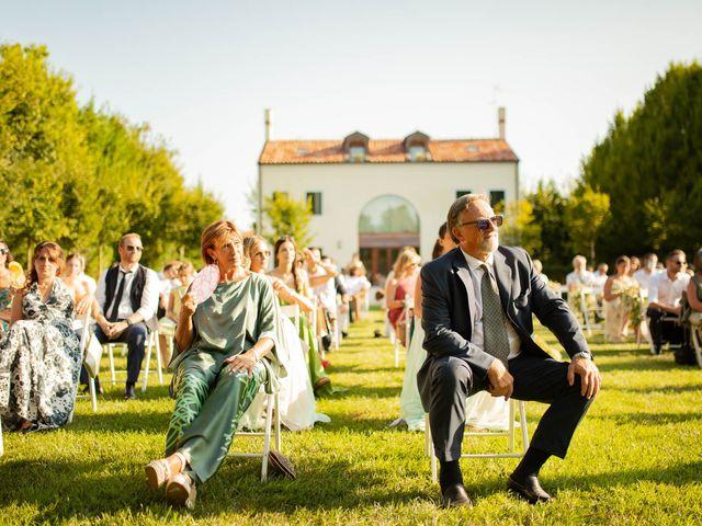 Il matrimonio di Alessandro e Marta a  Zelarino, Venezia 83