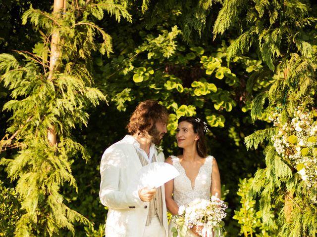 Il matrimonio di Alessandro e Marta a  Zelarino, Venezia 92