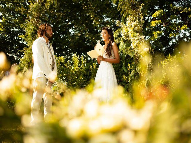 Il matrimonio di Alessandro e Marta a  Zelarino, Venezia 98