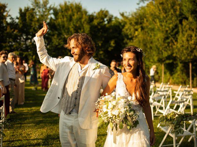Il matrimonio di Alessandro e Marta a  Zelarino, Venezia 1