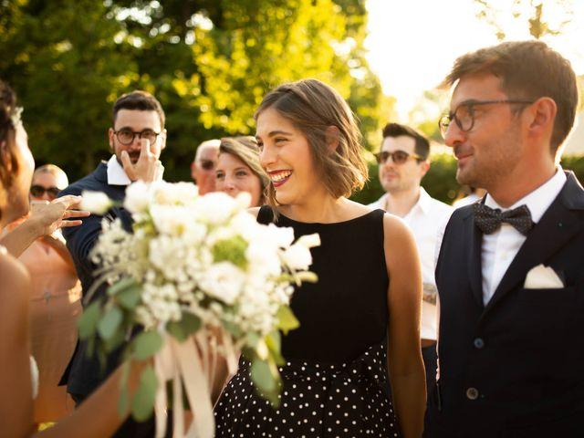 Il matrimonio di Alessandro e Marta a  Zelarino, Venezia 115