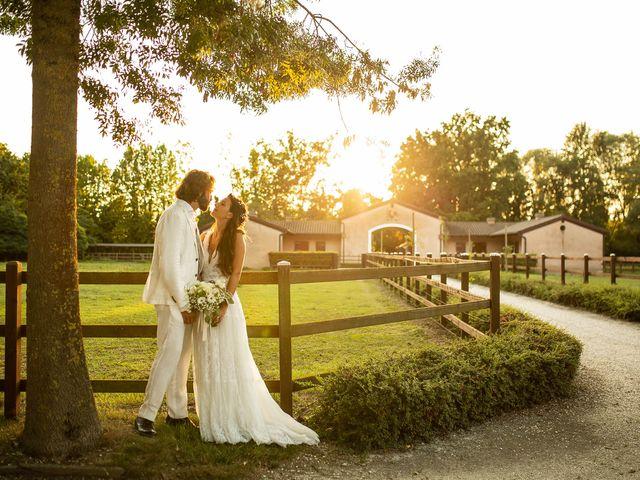 Il matrimonio di Alessandro e Marta a  Zelarino, Venezia 131