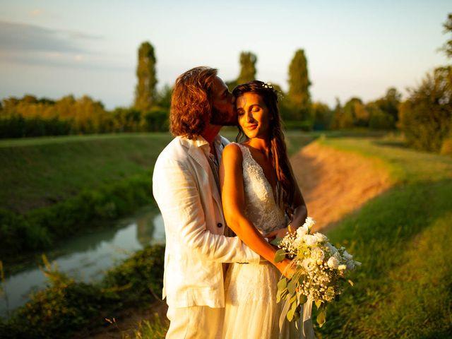 Il matrimonio di Alessandro e Marta a  Zelarino, Venezia 140