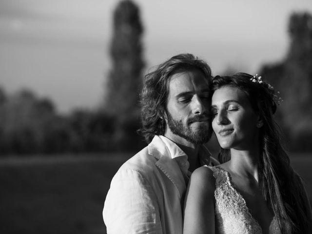 Il matrimonio di Alessandro e Marta a  Zelarino, Venezia 141