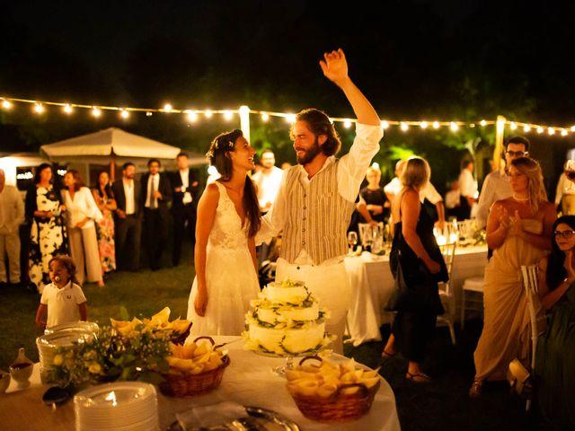 Il matrimonio di Alessandro e Marta a  Zelarino, Venezia 186