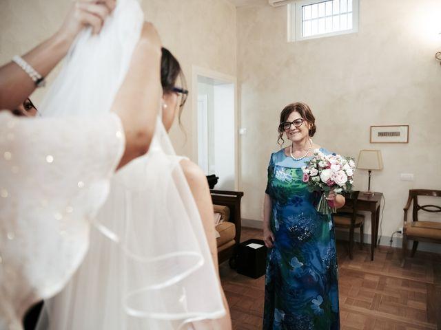 Il matrimonio di Marco e Francesca a Stra, Venezia 11