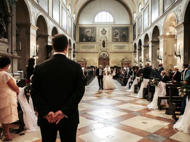 Il matrimonio di Marco e Francesca a Stra, Venezia 17