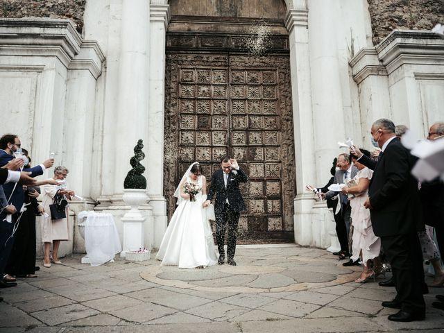 Il matrimonio di Marco e Francesca a Stra, Venezia 19