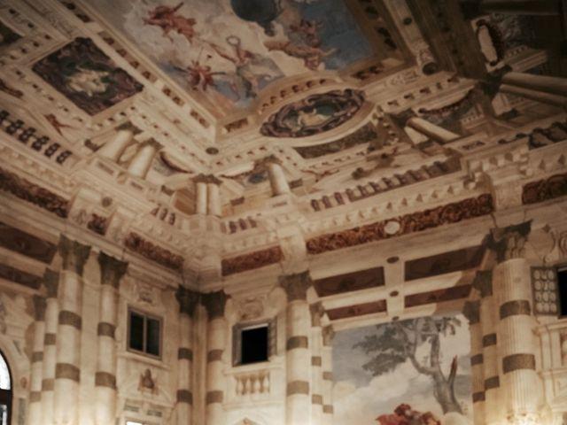 Il matrimonio di Marco e Francesca a Stra, Venezia 23