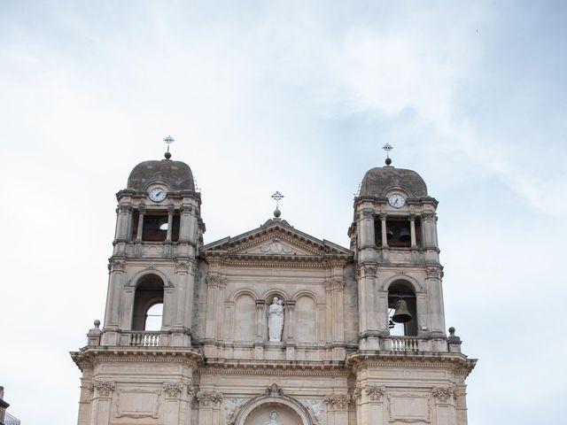Il matrimonio di Matteo e Carla a Pedara, Catania 15