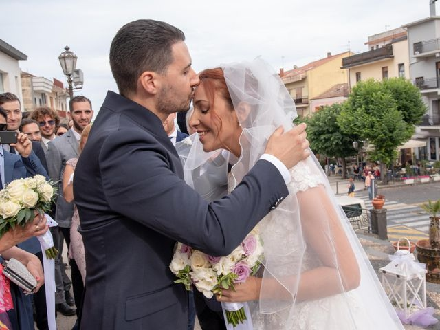 Il matrimonio di Matteo e Carla a Pedara, Catania 16