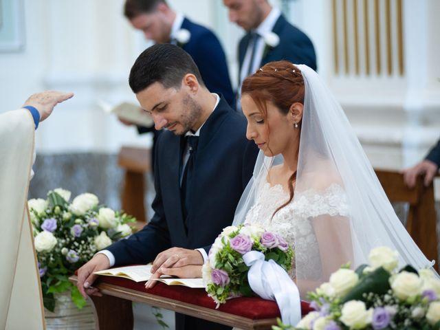 Il matrimonio di Matteo e Carla a Pedara, Catania 17