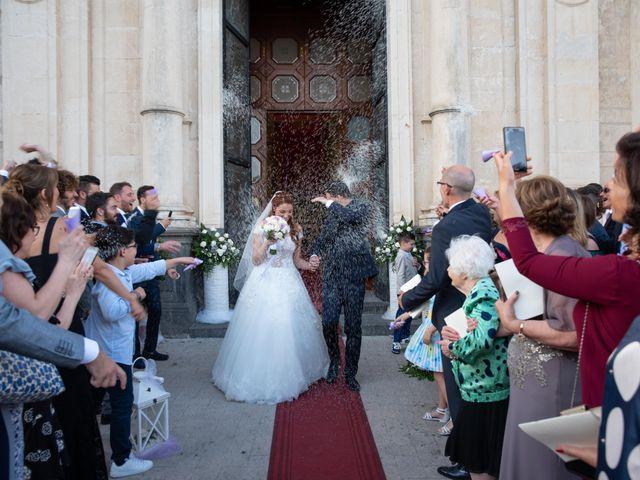 Il matrimonio di Matteo e Carla a Pedara, Catania 20
