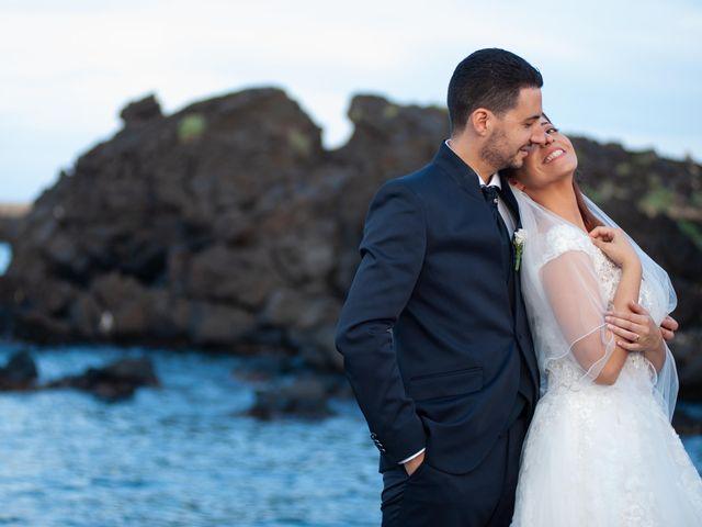 Il matrimonio di Matteo e Carla a Pedara, Catania 1