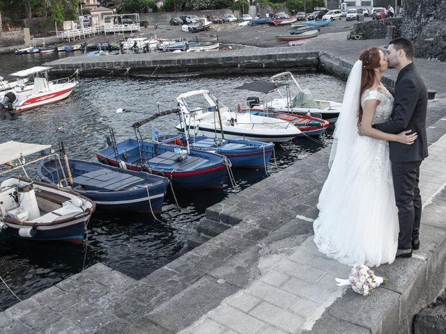 Il matrimonio di Matteo e Carla a Pedara, Catania 21