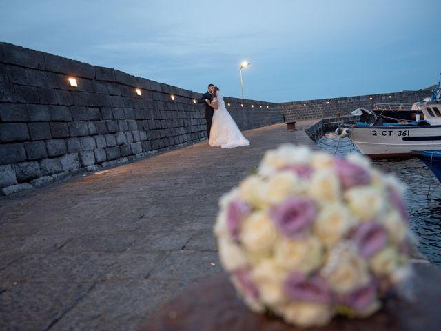 Il matrimonio di Matteo e Carla a Pedara, Catania 22