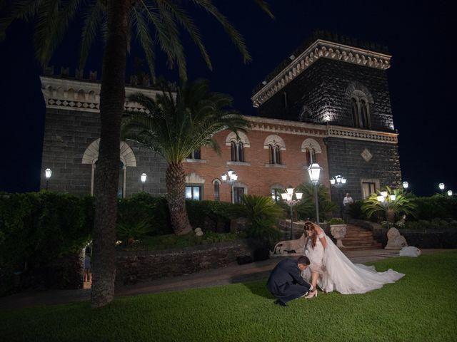 Il matrimonio di Matteo e Carla a Pedara, Catania 25