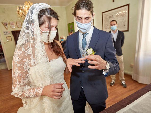Il matrimonio di Pio e Valeria a Sestola, Modena 25