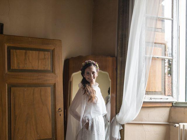 Il matrimonio di Giorgio e Eleonora a Bosisio Parini, Lecco 11