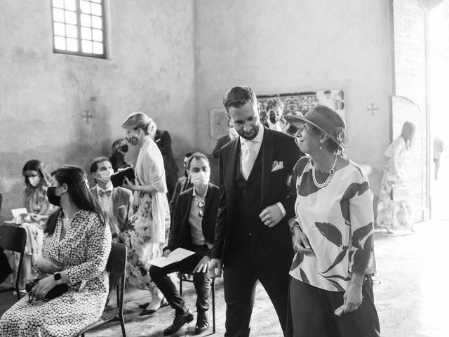 Il matrimonio di Giorgio e Eleonora a Bosisio Parini, Lecco 18