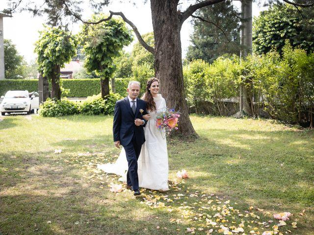 Il matrimonio di Giorgio e Eleonora a Bosisio Parini, Lecco 20